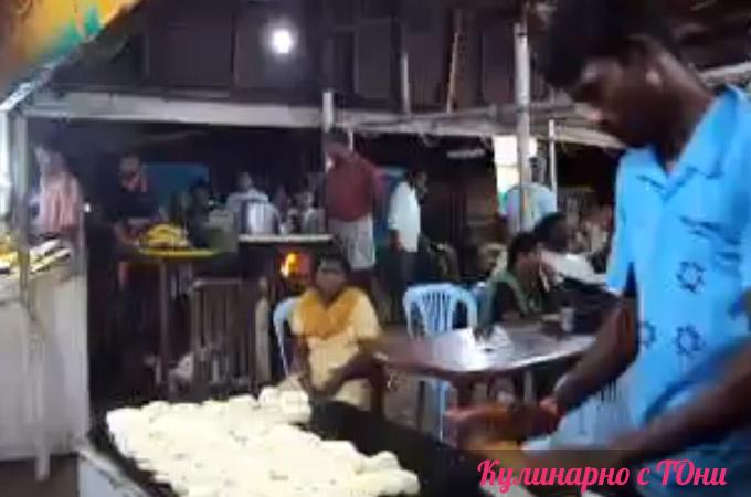 Индийски мекици