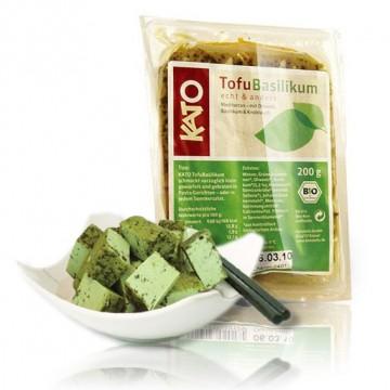 Био тофу с босилек 200 гр., Kato